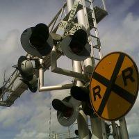 NE 3 ST Grade Crossing Cantilever Pompano Beach, Florida, Помпано-Бич