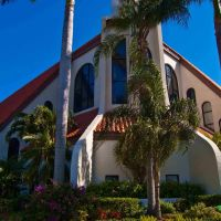 St. Colman Catholic Church, Pompano Beach, FL, Помпано-Бич