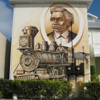 wall of art, Пунта-Горда