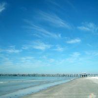 Dubai Fishing Pier at North Redington Beach, FL, Редингтон-Бич