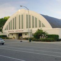Municipal Auditorium, Sarasota, FL, Сарасота