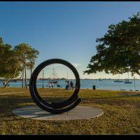 Sarasota, Island Park 2010:12:29, Сарасота