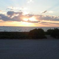 Miami sunrise, Сарфсайд