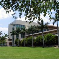 Library, University of Miami, Саут-Майами