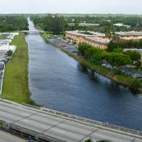 Snapper Creek facing east, Саут-Майами