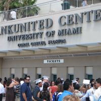 Bank United Center, University of Miami, Саут-Майами