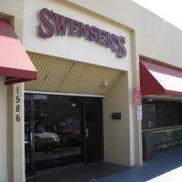 Swensens, Miami, Fl., Саут-Майами