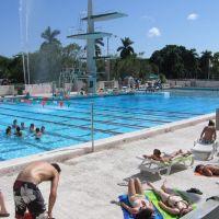 Univerity Of Miami Pool, Саут-Майами