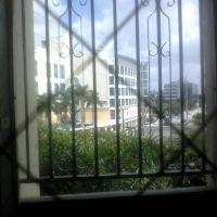 Looking N. onto SW 72 av. from S. Mia. Hosp. 4th floor (2013), Саут-Майами