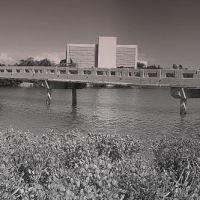 Bay Island Bridge, Саут-Пасадена