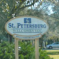 St. Petersburg, Florida, Саут-Пасадена