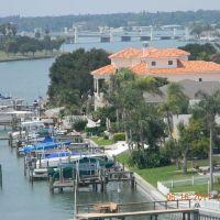 Boca Ciega Bay Blind Pass , Florida., Саут-Пасадена