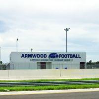 2014 07-26 Florida - along Rte I-4 - Armwood Football, Сеффнер