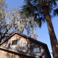 old Ona post office, Cracker Country, Florida State Fairgrounds, Tampa (2-19-2011), Сеффнер