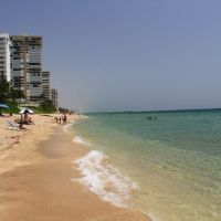 Beach, Galt Mile, Fort Lauderdale, Florida, Си-Ранч-Лейкс