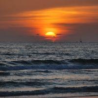 Sunset at Siesta Key, Сиеста-Ки