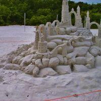Siesta Key Florida Sand Sculpture Contest, Сиеста-Ки