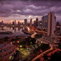 Panama City at night (3), Спрингфилд