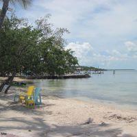 Beach in Key West, Тавернир