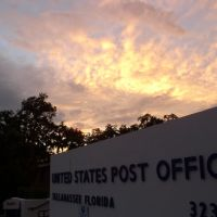 US Post Office, Tallahassee, FL, Талахасси