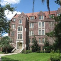 Florida State University, Gilchrist Hall, Талахасси