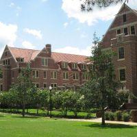 Florida State University, Cawthon Hall, Талахасси
