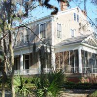 1845 Lewis house, Tallahassee, Fla (3-16-2008), Талахасси