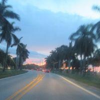 Atardecer en Westchester, Тамайами