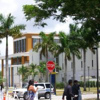 FIU,  Building., Тамайами