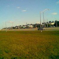 Campus de FIU y el Turnpike, Тамайами