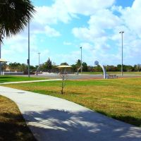 Instalaciones del North Trial Park, Miami, Florida., Тамайами