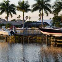 C14 Canal at Veterans Park, Tamarac, FL, Тамарак