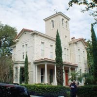 Morrison-Watson house, built in 1879, Tampa (1-2007), Тампа