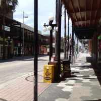 Ybor City on 7th Ave. - Looking W, Тампа