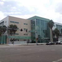 Tampa Port Authority - Looking SE, Тампа