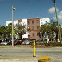 HCC in Ybor City - Looking N, Тампа