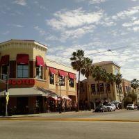 Channelside in Tampa - Looking SE, Тампа