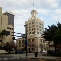 Downtown Tampa - City Hall - Looking NW, Тампа