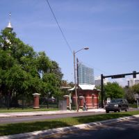 University of Tampa - Looking NE, Тампа