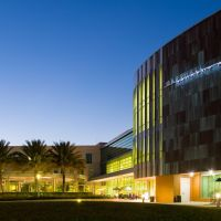 Phyllis P. Marshall Student Center at the University of South Florida in Tampa, Florida., Темпл-Террас