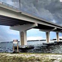 Max Brewer Bridge - Cape Canaveral, Титусвилл