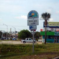 2010, USA, FL, Titusville, Fl, Титусвилл