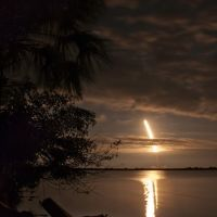 STS-130 the last night launch, Титусвилл