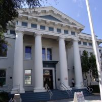 Brevard County Courthouse, built in 1912, Titusville (2-24-2011), Титусвилл