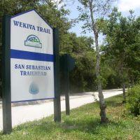 Seminole-Wekiva Trail Starting Point, Форест-Сити