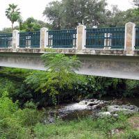Seminole Wekiva Trail bridge over Little Wekiva River, Форест-Сити