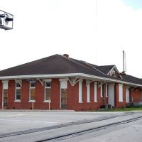 Former Atlantic Coast Line Depot at Fort Meade, FL, Форт-Мид