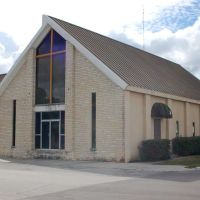 Cornerstone Church of God at Forrt Meade, FL, Форт-Мид