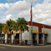 McDonalds Restaurant at Fort Meade, FL, Форт-Мид