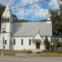Christ Church at Fort Meade, FL, Форт-Мид